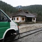 calatorie cu drezina pe CFF Viseu de Sus in Valea Vaserului